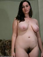 Wet Hairy Women